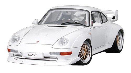 TAMIYA 300024247 - 1:24 Porsche 911GT2 Club Sport/Strassenversion