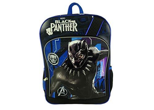 Kids Warehouse Marvel Avengers Black Panther 16' Backpack - Full Size Backpack