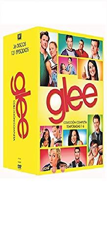 Pack Cierre Franquicia Glee Temporada 1- 6 [DVD]