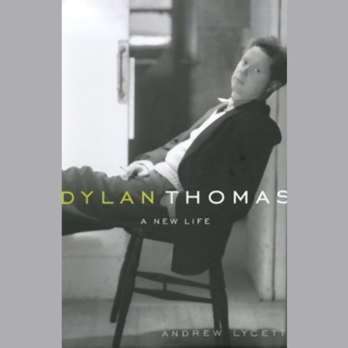 Dylan Thomas audiobook cover art