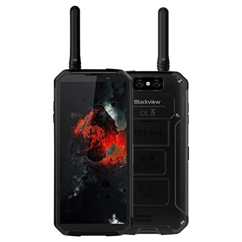 Teléfono móvil BV9500 Pro Teléfono reforzado, 6 GB + 128 GB, IP68 a prueba de polvo impermeable a prueba de golpes, walkie-talkie, Dual Volver Cámaras, 10000mAh batería, Side Place identificación de h