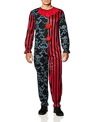 Forum Novelties Men's Creepo The Clown Costume