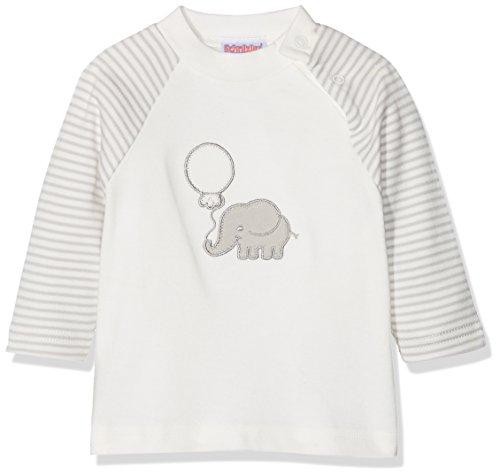 Schnizler Baby-Unisex Sweat-Shirt Interlock Elefant Sweatshirt, Beige (Natur 2), 80
