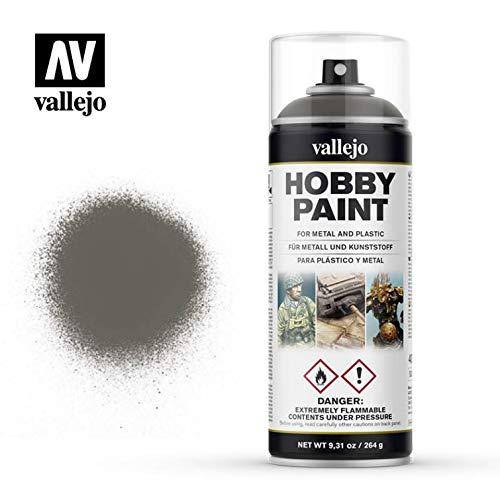 28.006 Vallejo Hobby Paint Primer: German Field Grey (400ml)