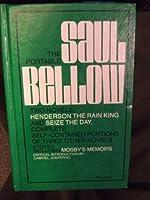 The Portable Saul Bellow 014015079X Book Cover
