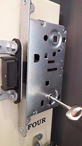 Serratura Magnetica per interni Bonati B-Forty (Versione Chiave)