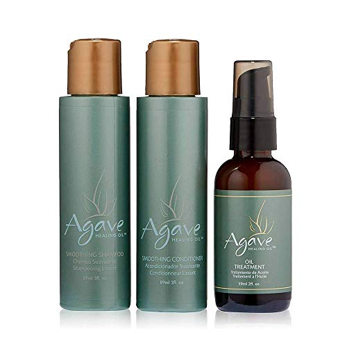 Agave Agave Smoothing Trio, 8 Oz