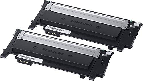 Samsung CLT-P404B, SU364A, Cartuccia Toner, Pacco da 2, da 3.000 pagine, compatibile con le stampanti Samsung LaserJet Xpress Color Serie C430, C432, C433, C480, C482 e C483, Nero
