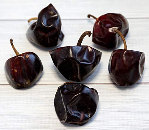 Hot Chili Pfeffer Cascabel - Pepper - 20 Samen