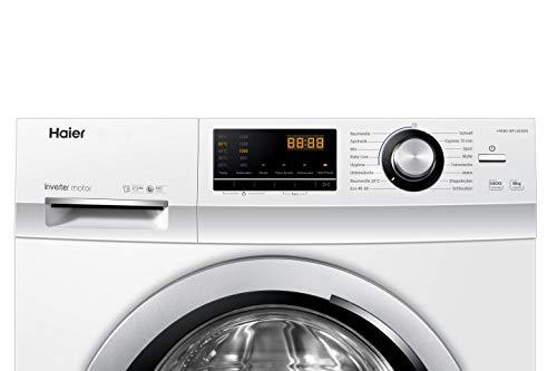 Haier HW80-BP14636N Waschmaschine