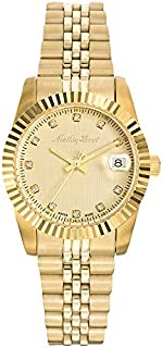 Mathey Tissot Rolly II Women's White Dial Stainless Steel Band Watch - D710PDI