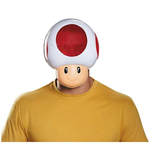 Generique - Toad Maske für Erwachsene Nintendo