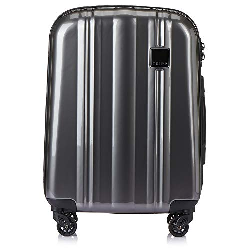 Tripp Pewter Absolute Lite Cabin 4 Wheel Suitcase