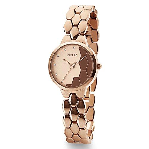 Noelani Damen-Armbanduhr Swarovski Kristalle Analog Quarz 2015560