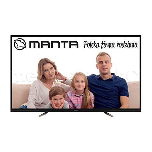 "Televisor 50"" Manta 50LUA57L Led Smart Tv"