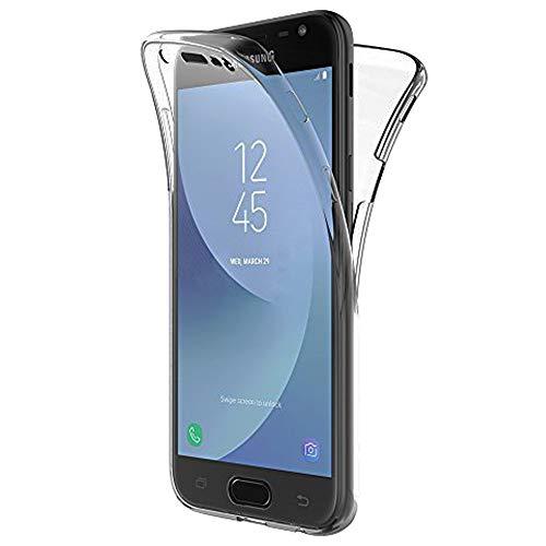 e-phoria Cubierta Completa Compatible con Samsung Galaxy J7 (2017) J720 US Version |
