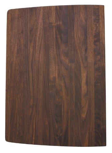 Blanco 222591 Wood Cutting Board (Performa Super Single Bowl) Accessory, One Size, Walnut