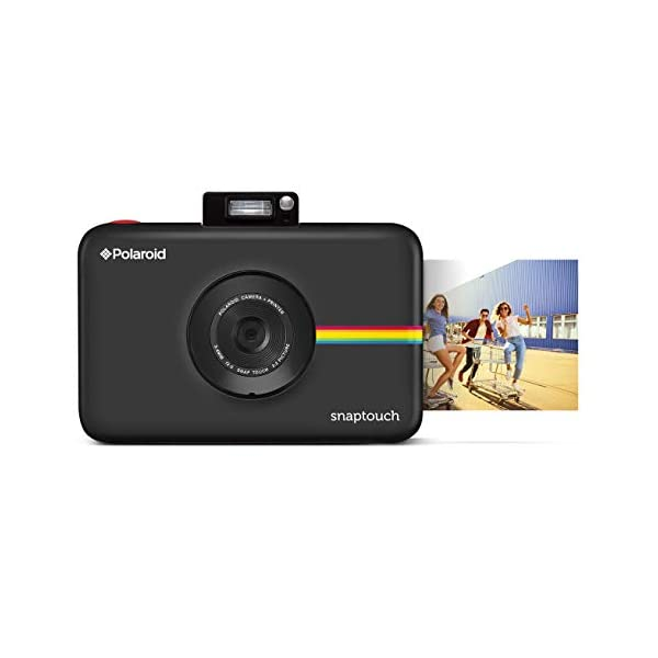 Polaroid Snap Touch Instant Print Digital Camera With LCD Display (Parent) with Zink...