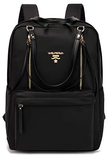 Wolfrealm Laptop Backpacks for Women Lightweight Business...