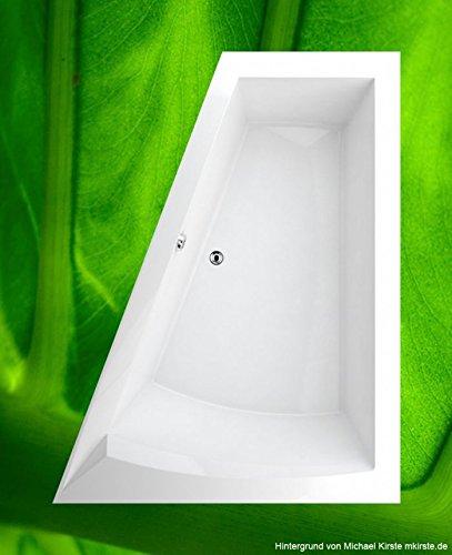 Badewanne 175x135 GALIA - Acryl ASYMETRISCH R