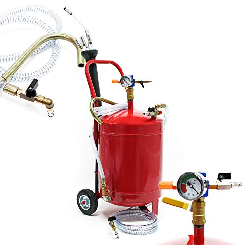 Pneumatisches Ölabsauggerät mit 22,7 L Tank für Ölwechsel und Ölentnahme