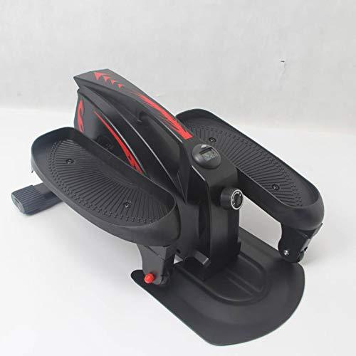GSX Mini Stepper Stepper Hogar Silencioso Ajustable Resistencia Aeróbica Arriba Y Abajo Paso A Paso con Pantalla LED Máquina De Cintura Delgada Corredora Elíptica
