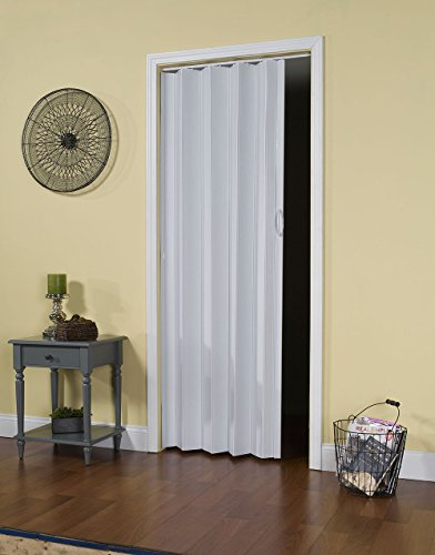 LTL Home Products CT3280TL Contempra Interior Accordion Folding Door, Sand White