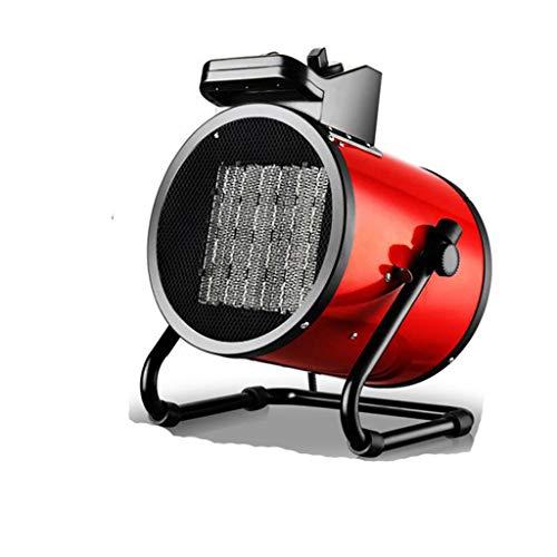 Calentador De Aire Forzado Eléctrico Portátil, De Alta Corriente De La Red Eléctrica De Ahorro De Energía De Calefacción Rápida Calefacción Calentador, 3000W,Ceramic heating