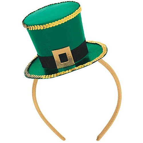amscan Mini-Chapeau Vert Saint Patrick