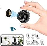 M S TECH Spy Camera Wifi Mini HD 1080P IP Cam Hidden, Motion