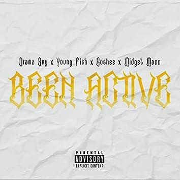 Been Active (feat. Young Fish, Midget Macc & Goshee)