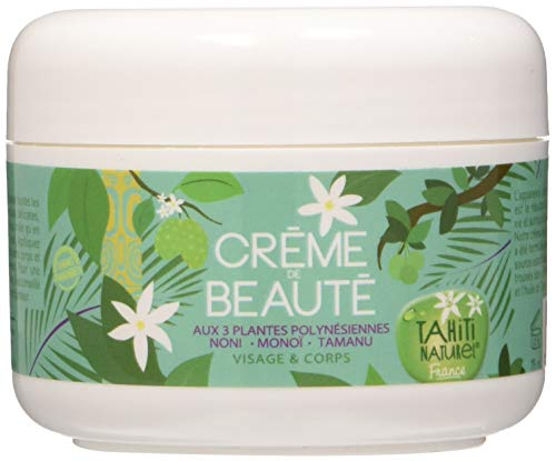 Tahiti naturale Crema monoï di Tahiti/noni/Olio detamanu 75ml