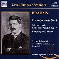 Brahms:Piano Concerto No. 1