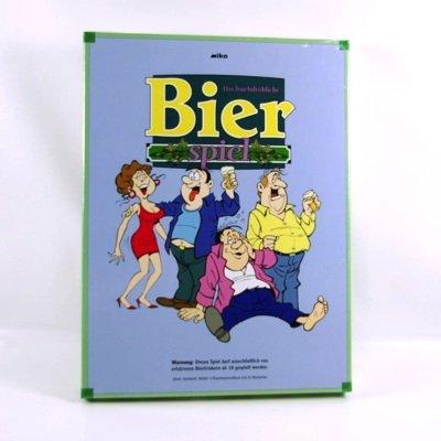 MIK Funshopping Das feuchtfröhliche BIERSPIEL - HOL' dir Erdnüsse...