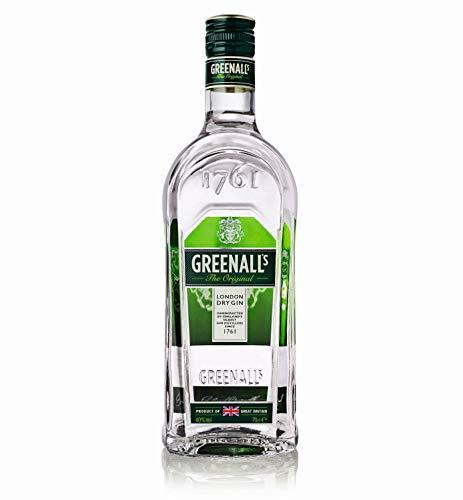 Greenall's London Dry Gin, Original seit 1761,Premium Gin aus dem Vereinigten Königreich 40% vol (1 x 0.7 l)