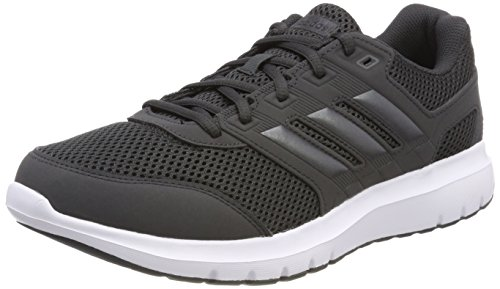 adidas Herren Duramo Lite 2.0 Laufschuhe, Mehrfarbig (Black 001), 45 1/3 EU