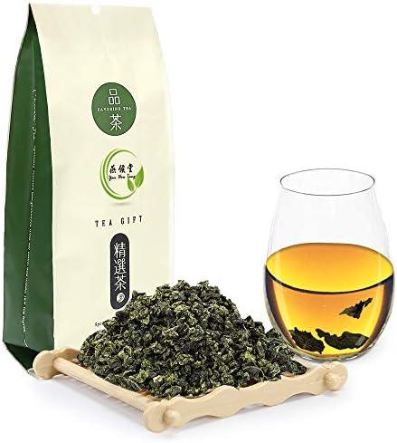 Yan Hou Tang Chinese Green Oolong Tea Loose Leaf Organic Tieguanyin Anxi Fujian Classic Iron product image