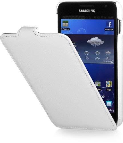 StilGut UltraSlim, Funda de Cuero para el Original Samsung Galaxy Note 1...
