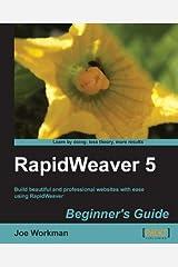 RapidWeaver 5 Beginner's Guide Kindle Edition