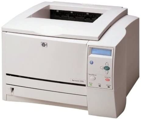 Hewlett Packard Laserjet 2300L Laser Printer (Q2477A) (Renewed)