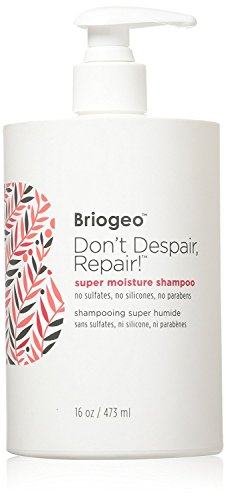 Briogeo Don't Despair, Repair Super Moisture Shampoo, 16 Ounces