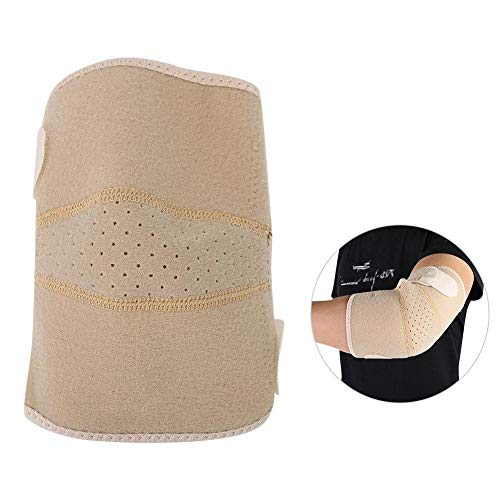 Yosoo Elbow Brace,Elbow Support Outdoor Sports Elbow Support Brace Protector Pad Guard Strap Adults for Tennis Badminton(Color)