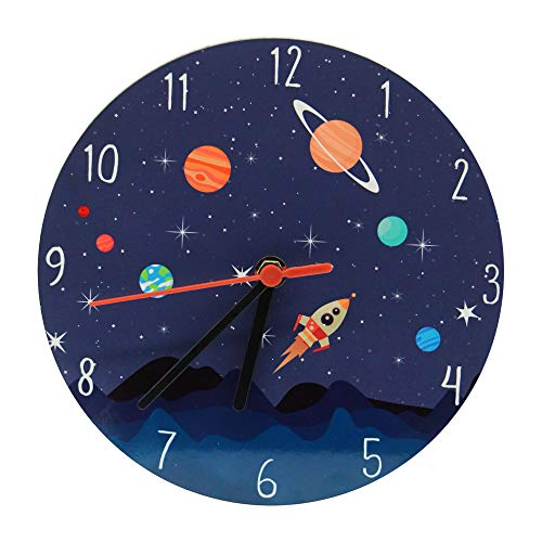 M & G Uhr Senf & Gray Mission to the Moon Space & Planets