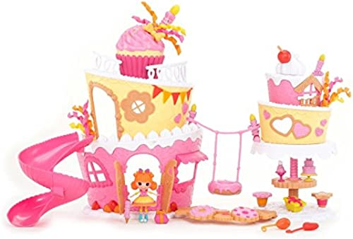 MGA 535812 - Mini Lalaloopsy Super Silly Party Cake Spielset