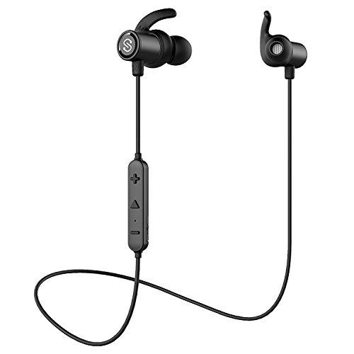 SoundPEATS 【メーカー直販/1年保証付】 Bluetooth 片耳 イヤホン 片耳 ワイヤレス ヘッドセット 高音質 小型軽量 防水 防滴 マイク内蔵 Bluetooth イヤホン D4 (ピンック)
