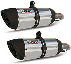 MIVV A.006.L7 - Exhaust For Aprilia Shiver 750 Suono