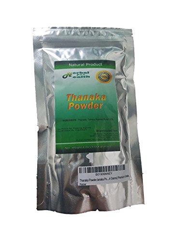 Thanaka Powder Tanaka Powder Pure 100% 4 Oz.(113.4 Grams) Premium Grade.