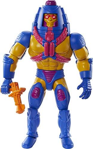 Masters of the Universe- Masters del Universo Los Orígenes Figura de acción de Man-E-Faces (Mattel GNN95)