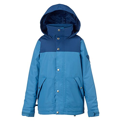 Burton Jungen Snowboardjacke FRAY Jacket, Boro/Glacier Blue, M