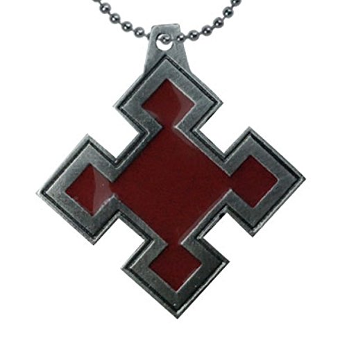 Gears of War Dije Collar Insignia Locust Medalla